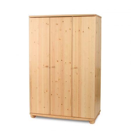 Claudia 3 ajtós szekrény
