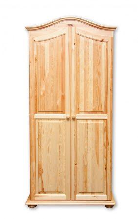 Fagold 2 ajtós, íves szekrény