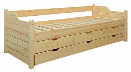 Claudia 5 fiókos ágyak