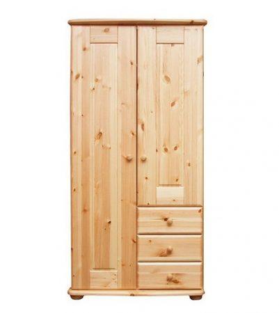 Viki 2 ajtós 3 fiókos szekrények