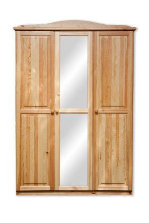 Fagold 3 ajtós szekrény