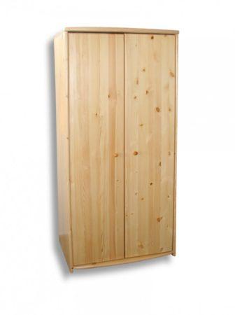 Zsolt 2 ajtós szekrény - 45 cm mély