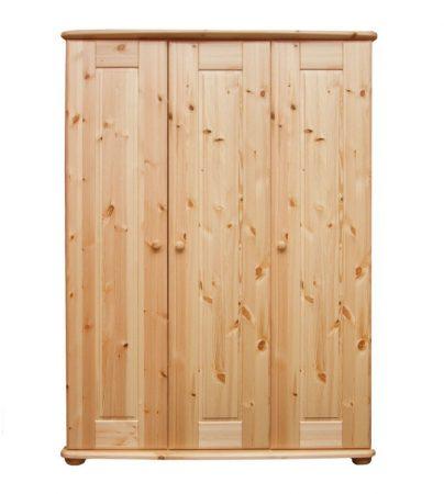 Viki 3 ajtós szekrény