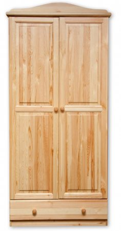 Fagold 2 ajtós, 1 fiókos szekrény